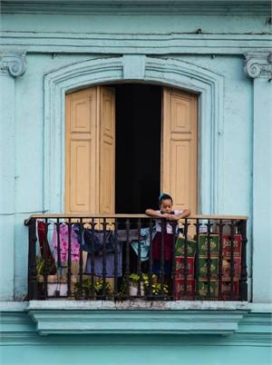 havana balcony, 2017