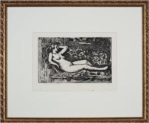 Le Repos (Rest) (2/25), c.1900