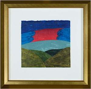 Sunset After Storm (39/250), 1988