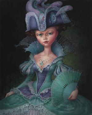 La Contessa by Daniel Merriam