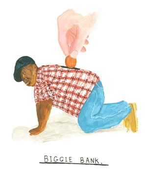 """Biggie Bank"" by Listen04"
