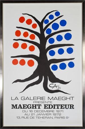 Maeght Editeur, 1971-72