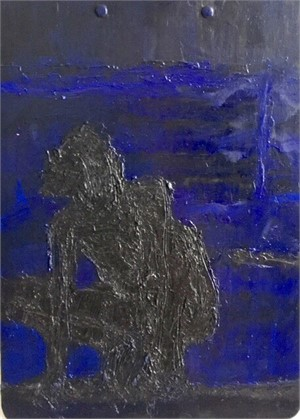 Shadow Figure 2, 2018
