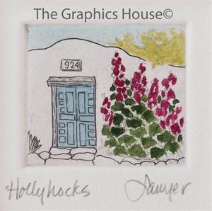 Hollyhocks_UF