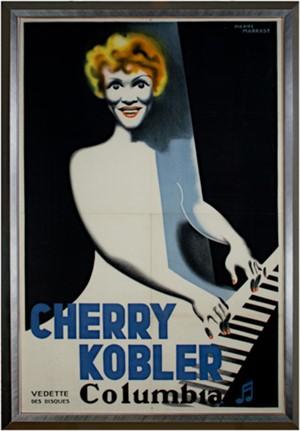 Cherry Kobler, 1920-1930's