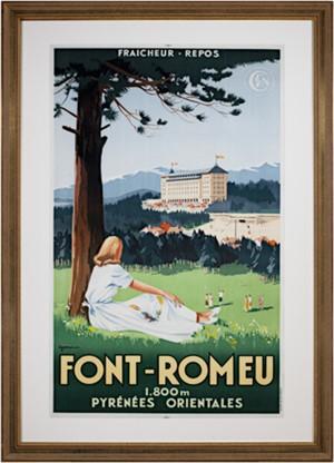 Font-Romeu (Tennis/Golfing Retreat), c. 1925