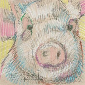 Mini Farm: Pig No. 7