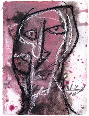 Untitled (Portrait), 2011
