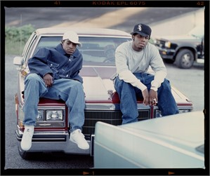 93125 Outkast On the Cadillac F16 color, 1993