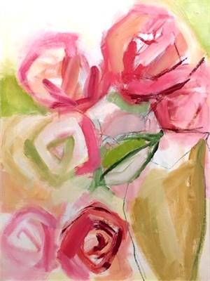 Tumbling Roses