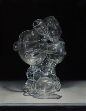 Glass Bouquet