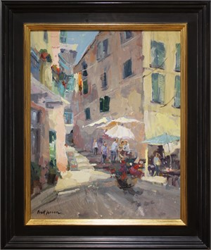 monterosso Cafe Sold
