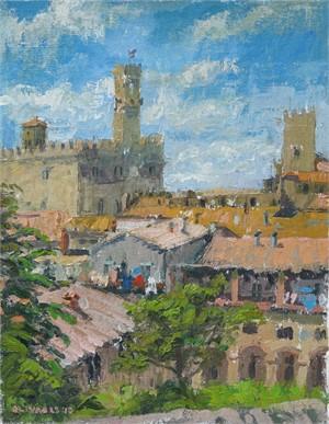 Palazzo di Priori, Volterra