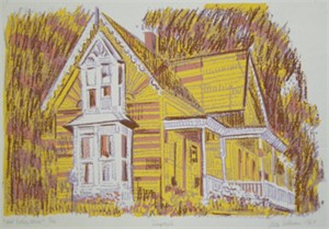 Old Yellow House, 1969