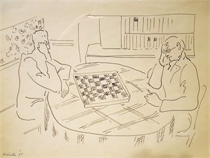 Two Men, 1937