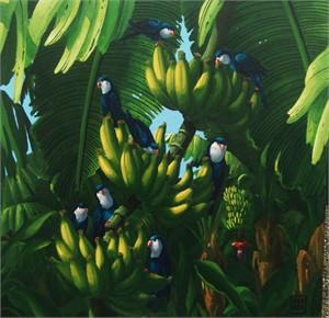 Tahitian Lory