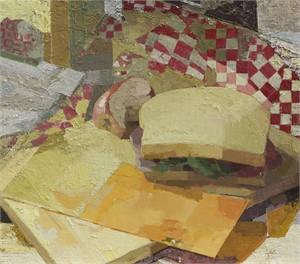 Sandwich #13, 2018