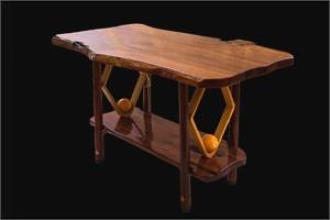 Cedar 'Billiards' Table