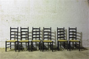 Chairs in the Alley