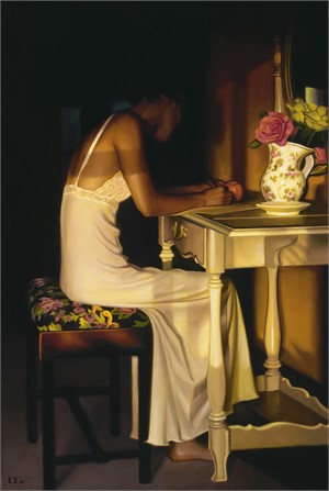 Letters by Carrie Graber