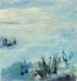 Blue Landscape #2