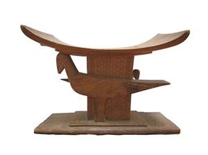 Ashanti Stool Ghana, c. 1940