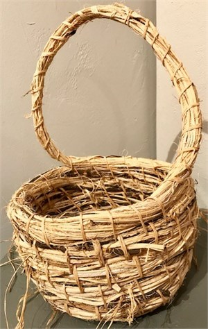 Single Handle Basket, 2017