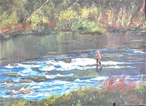 On the Fly - Toccoa River, 2019