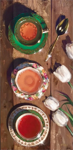 Three For Tea, 2018