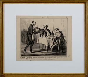 CROQUIS D'ÉTÉ (Plate No. 5) LD 3203, 1859