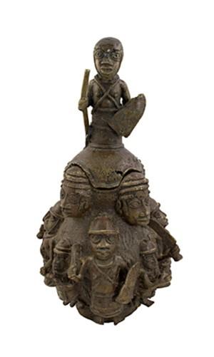 Benin Medicine Ref.,Nigeria, c.1880-90