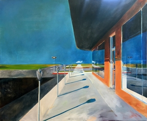 Crosswalk by Randall Exon