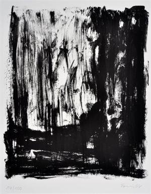 Untitled (Homage to Jan Hoet)