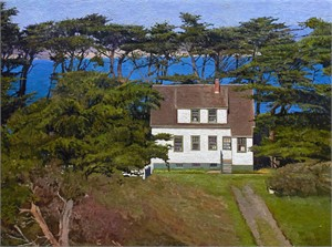 House in Point Reyes