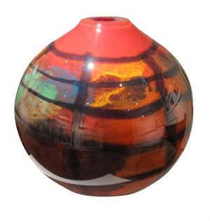 Red Karo Sphere, 2005