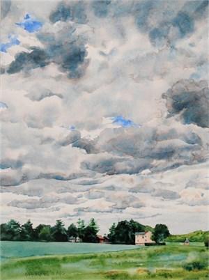 May Clouds, Baetjer's Field