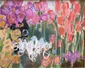 Tulips and More by Arleen Turzo