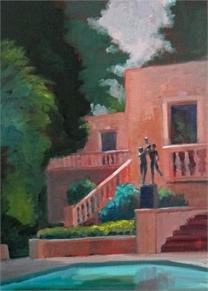 Rienzi Stairs