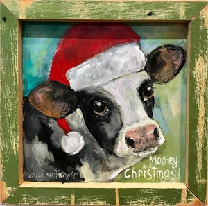 Moo-ey Christmas