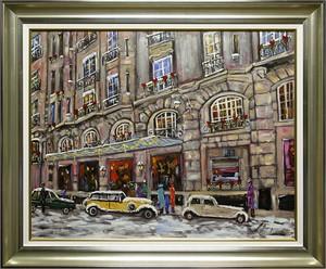 Hotel Le Bristol, Paris, 11/15/16