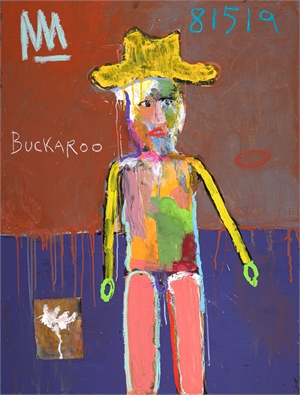 Buckaroo with Pink Chaps, 2019