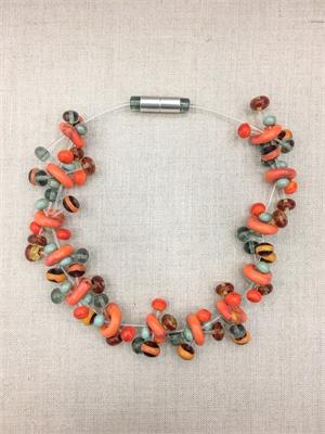 Clasp Necklace No. 1