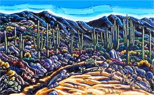 Desert Tapestry
