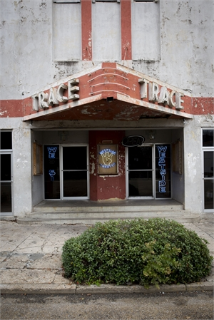 Late Harvest: Westside Theater, Port Gibson, MS by Forest McMullin