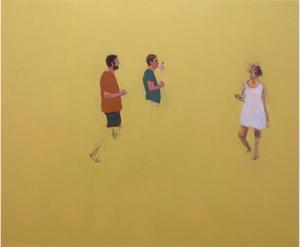 A Near Miss by Christina Renfer Vogel