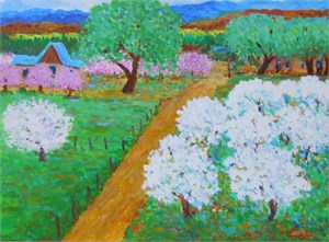 Pecos Spring