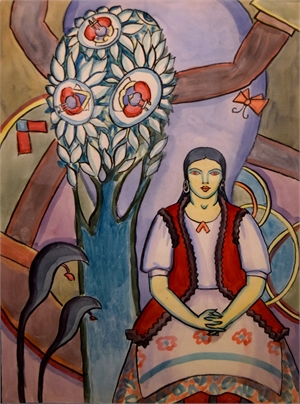 Guardian Angel of Santa Fe, c. 1930