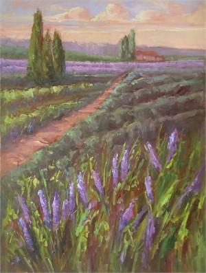 Tuscan Fields