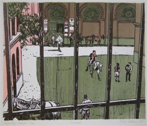 Bull Ring - Madrid (114/120), 1967