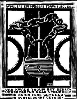 Emblemata - Padlock, 1931